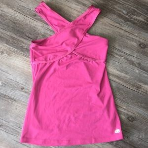 Alo pink top